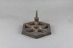 Kettle Stand; unknown maker; [?]; MT1993.89.2