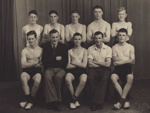 Photograph [Mataura Boxing Club, 1946]; Kelly (Gore); 1946; MT2011.185.310