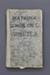 Minute book, Mataura School ; Mataura School Committee; 1949-1967; MT1995.132.4