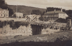 Postcard [Suspension Bridge, Mataura]; Radcliffe, Frederick George; 1910; MT2011.185.111