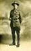 Postcard of Trooper Charles Leonard Humphries; unknown photographer; 1916-1918; MT2018.3.4