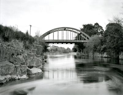 Mataura Bridge ; Andrew Ross; 15.05.2014; MT2015.25.65
