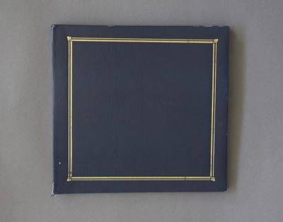 Album, photographs [Mataura Freezing Works]; Green,Trevor; 1988; MT2013.5