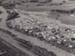 Photograph [1978 Flood, aerial view north end of Mataura]; Henderson, Keith Raymond; 1973; MT2017.18.16