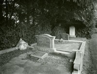 Mataura Cemetery.