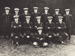 Photograph [Mataura Volunteer Fire Brigade, 1928]; Cotterell, H.R. (Harry); 1928; MT2011.185.469