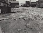 Photograph [Flood, Mataura Paper Mill, 1978] ; McDonald, Keith (Mr); 14.10.1978; MT2011.185.175