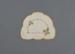 Tea cosy cover; McGowan, Elizabeth [Bessie]; 1900-1927; MT2014.8.9