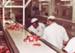 Photograph [Boning Room Pre-Pack, Mataura Freezing Works]; Green,Trevor; 05.08.1981; MT2013.3.30