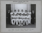Photograph [Mataura Cricket Club, Intermediate Grade, 1959]; unknown photographer; 1959; MT2011.185.485