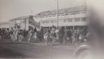 Photograph [Mataura Parade]; unknown photographer; 06.06.1953; MT2011.185.323