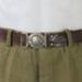 Scout Belt; unknown maker; 1937-1950; MT2012.29.6