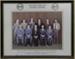Photograph, framed [Mataura Borough Councillors, 1980-1983]; Bremford, Arthur (Gore); 1980-1983; MT2000.166.3.42