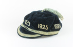 Cap, 1st XV Timaru Boys High School, Hugh Brown McConnell; J. Ballantyne and Co; 1923-1927; MT2015.22.20
