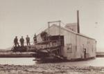 Photograph [Waimumu Queen Dredging Co.]; unknown photographer; 1903; MT2011.185.65