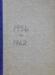 Rates Book, 1956 to 1962; Mataura Borough Council; 1956-1962; MT2000.166.2.4