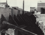 Photograph [Flood, Mataura Paper Mill, 1978] ; McDonald, Keith (Mr); 16.10.1978; MT2011.185.198
