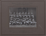 Photograph [Mataura Football Club, 2nd XV, 1929]; Mora Studio, The (Gore); 1929; MT2011.185.477.1