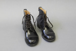 Footwear, Ezywaukr Boots; M O'Brien & Co Limited; 1965 June; MT2012.16.2