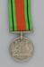 Medal, Defence Medal; New Zealand Government; 1945-1955; MT2014.12.3