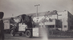 Photograph [Mataura Dairy Factory Float, Coronation Parade]; unknown photographer; 06.06.1953; MT2011.185.324