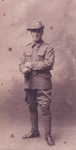 Photograph [George Hannah, Jnr.]; unknown photographer; 1916-1918; MT2011.185.286