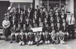 Photograph [Mataura Venturers, Scouts, Cubs and leaders, 1988]; McKelvie, Ian (Mr); 28.02.1988; MT2011.185.359