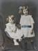 Photograph [Agnes and Elizabeth Taylor]; unknown photographer; c.1917; MT2012.1