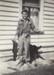 Photograph [John Hannabus with trophy trout]; Hannabus, John; 1952; MT2012.70.1
