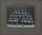 Photograph [Mataura Football Club, 3rd XV, 1940]; Leitch, E.J. (Mataura); 1940; MT2011.185.482