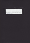 Documents, Biography, William Macandrew; Miskimmin, Joan (nee Cockerill); 1876-2007; MT2007.175.2