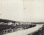 Photograph [Mataura in 1871]; unknown photographer; 1871; MT2011.185.133