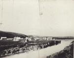 Photograph [Mataura in 1871]; unknown photographer; 1871; MT2011.185.133