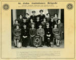 Photograph [St. John Ambulance Brigade]; Crown Studio (Gore); 1964; MT2014.51