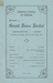 Programme, Grand Dance Recital; Manifold School of Dancing; 28.04.1938; MT2012.95.3