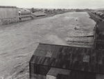 Photograph [Flood, Mataura Paper Mill, 1978] ; McDonald, Keith (Mr); 14.10.1978; MT2011.185.173
