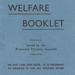 Book, Soldier's Welfare Booklet [Hugh Brown McConnell]; unknown maker; 1945; MT2015.21.15