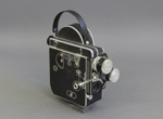 Movie Camera, Bolex H16 Reflex 16mm; Paillard Limited; 1956; MT2003.171.3