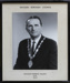 Photograph, framed [Mataura Borough Council Mayor, Mr Mac Tulloch]; Hank; 1968-1970; MT2000.166.3.4