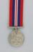 Medal, War Medal 1939-1945; New Zealand Government; 1945-1955; MT2014.12.4