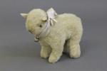 Toy, lamb; unknown maker; [?]; MT1998.153.2
