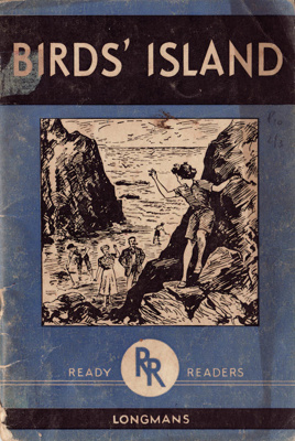 Book: Birds' Island by James Hemming; a child's sc...