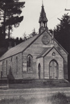 Photograph [Mataura Presbyterian Church, wooden]; unknown photographer; [?]; MT2011.185.336