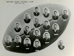 Photograph [Mataura Football Club, 3rd XV, 1941]; unknown photographer; 1941; MT2017.9.8