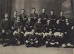 Photograph [Mataura School Rugby Team, 1913]; Mora Studio, The (Gore); 1913; MT2011.185.420
