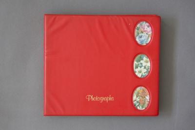 Album, photographs [Mataura Freezing Works]; Green,Trevor; 1981-1984; MT2013.3