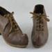 Footwear, dancing clogs; unknown maker; 1913; MT1993.13.1