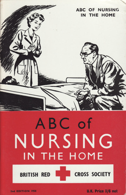Booklet; produced by the British Red Cross Society...