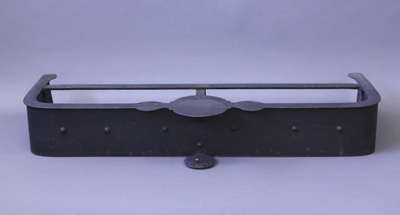 Hearth Fender; unknown maker; [?]; MT1993.88.1