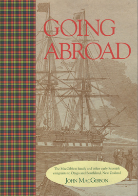 Book; 'Going Abroad'. The MacGibbon family and oth...